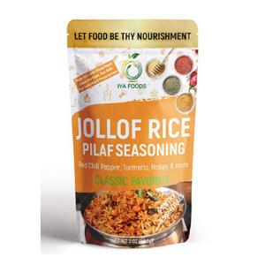 Jollof rice seasoning