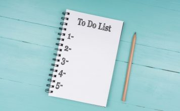 Fill Your To-Do List With Things That Make You Happy