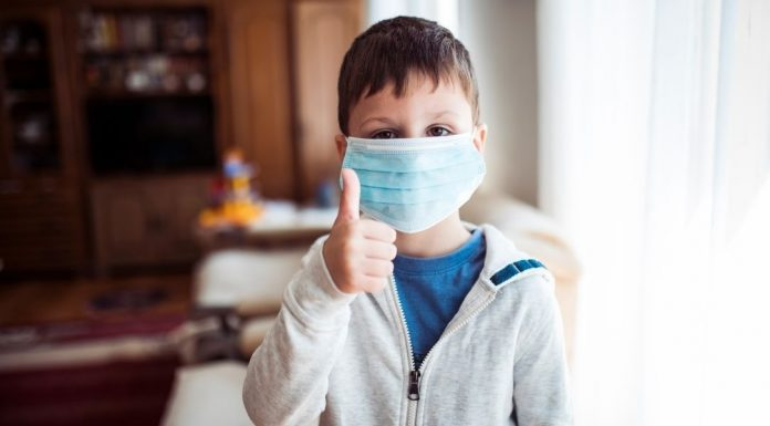 If My Three Year Old Can Wear a Mask - So Can You!