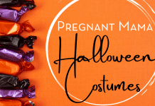 halloween costumes for pregnant moms