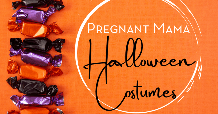 Fun Halloween Costumes for Pregnant Moms Who Want To Dress Up