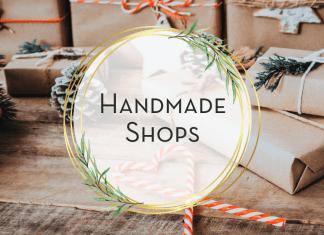 gift guide handmade shops