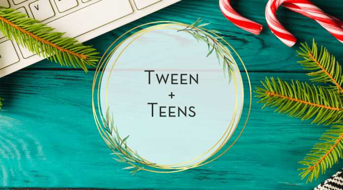 Ultimate Gift Guide Tween and Teens