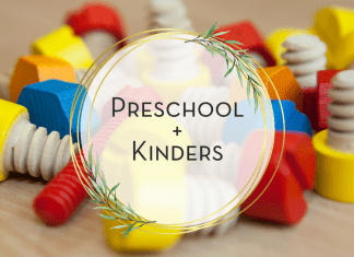 Ultimate Guide to Preschool and Toddler