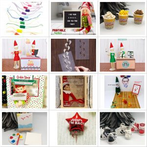 Elf On The Shelf Etsy Accessories