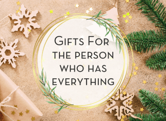Ultimate Gift Guide Person Who Has Everything