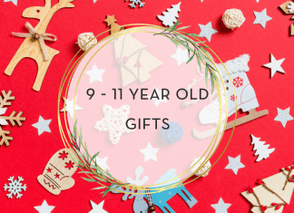 Ultimate Gift Guide 9 - 11