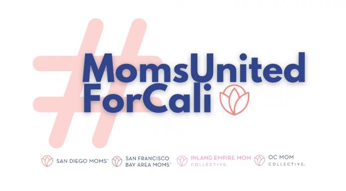 moms united for Cali