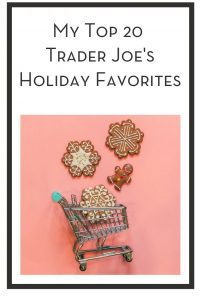 Trader Joe's Holiday Favorites PIN