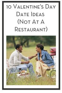 10 Valentine's Day Date Ideas (Not At A Restaurant) PIN