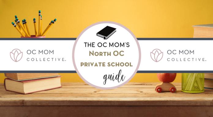 private school north oc