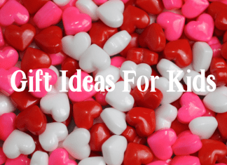 Valentine's Gift Ideas For Kids