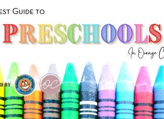 best preschools orange county