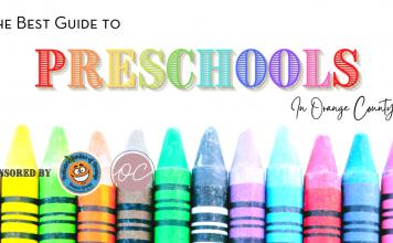 best preschools orange county
