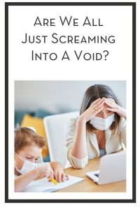 Are We All Just Screaming Into A Void? PIN