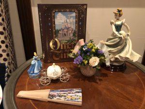 Cinderella Themed Afternoon Tea at Disneyland Hotel