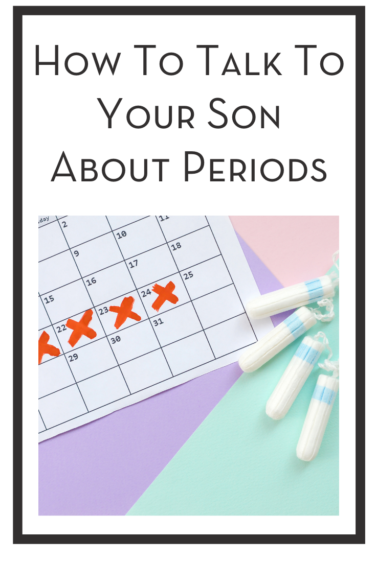 how to talk about periods