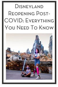 Disneyland Reopening Post-COVID: Everything You Need To Know PIN