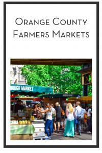 orange county farmers markets