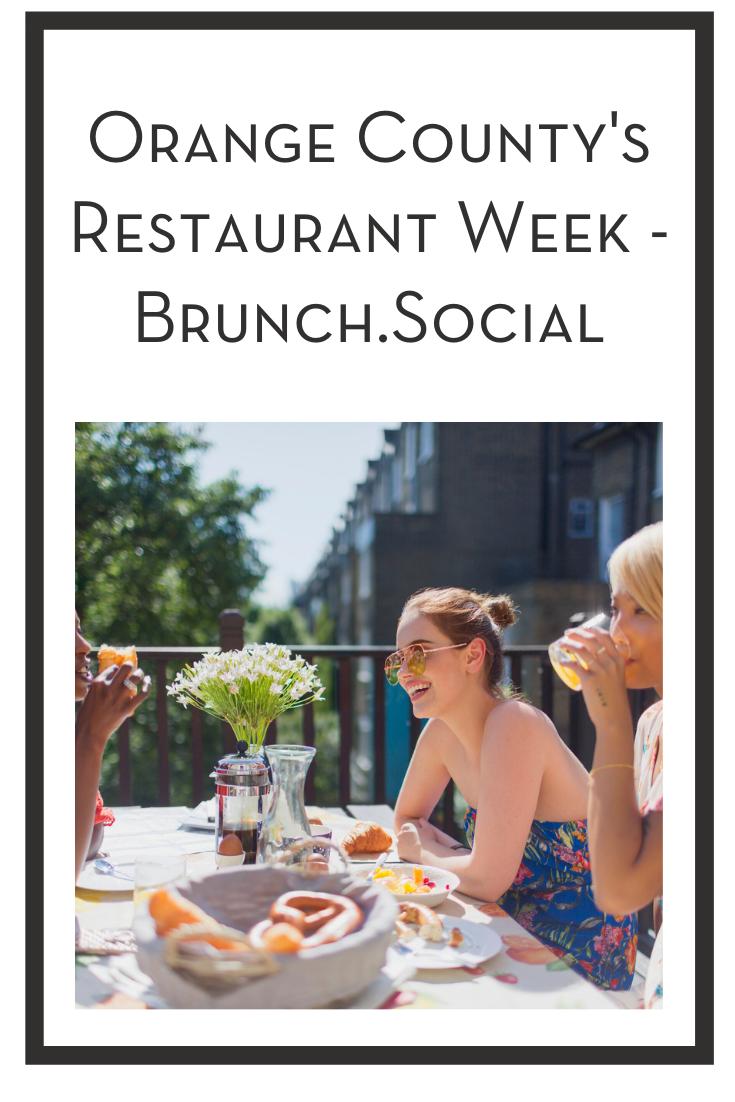 Orange County's Restaurant Week - Brunch.Social