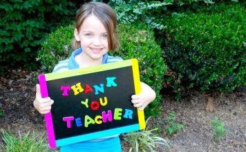 Thoughtful Ideas To Celebrate Teacher Appreciation Week