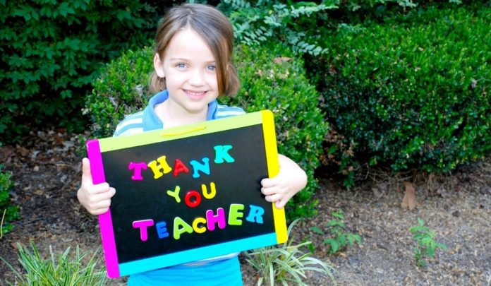 Thoughtful Ideas To Celebrate Teacher Appreciation Week