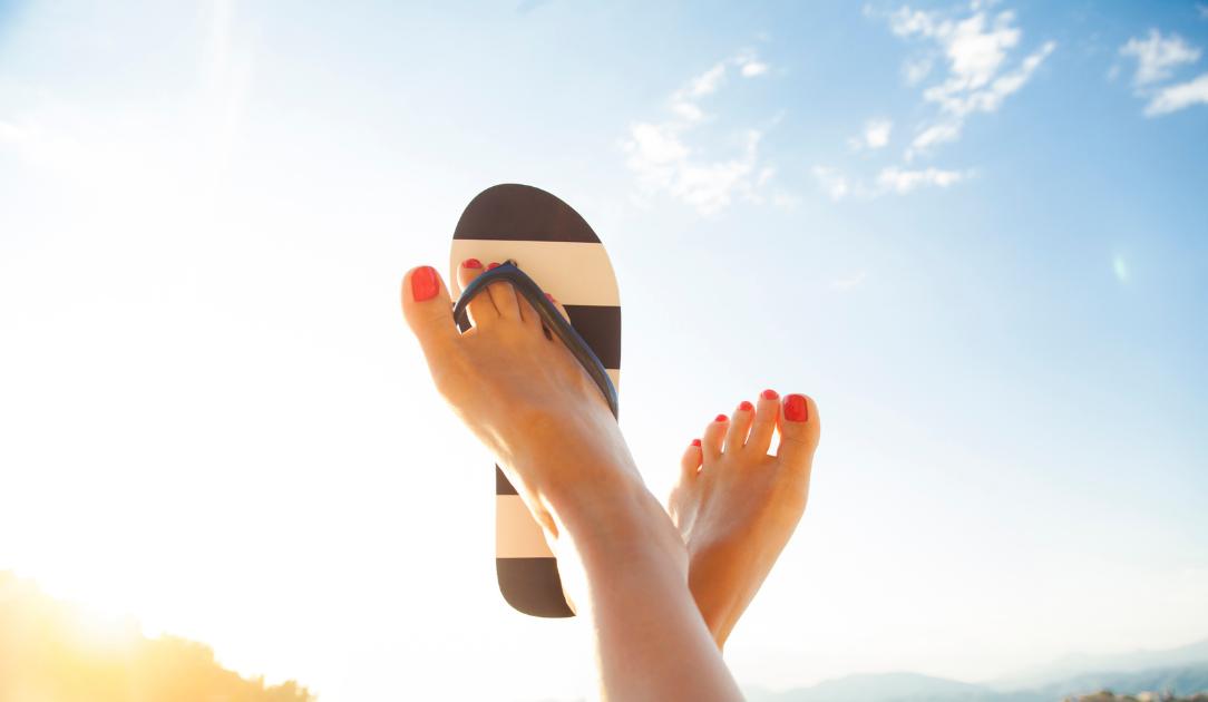 Top 5 Favorite Sandals For Spring