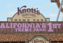knott's berry farm reopening