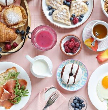 The Best Orange County Mother's Day Brunch Options