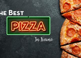best pizza in Irvine
