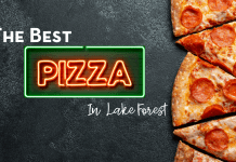 best pizza in Lake forest