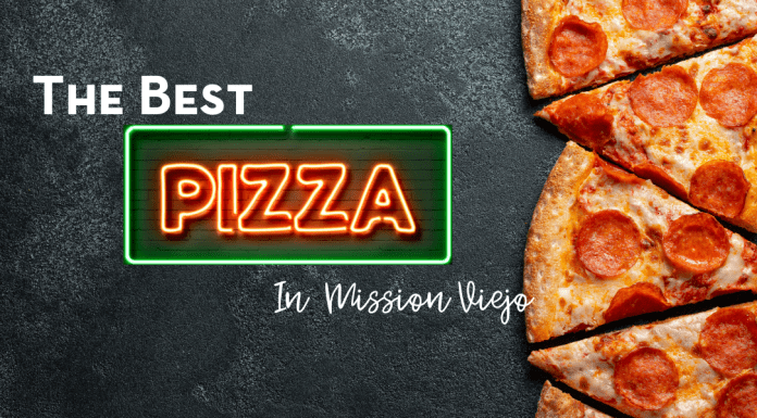 the best pizza in mission viejo