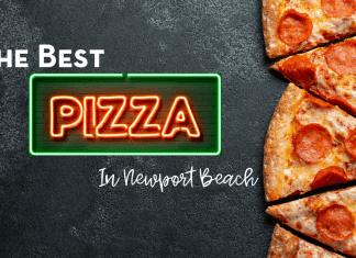 best pizza in newport beach