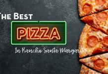 The best pizza in Rancho Santa Margarita