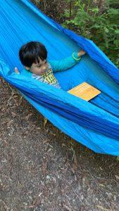fun camping tips: bring a hammock
