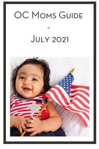 OC Moms Guide - July 2021 PIN