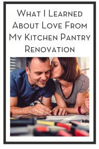 What I Learned About Love From My Kitchen Pantry Renovation PIN
