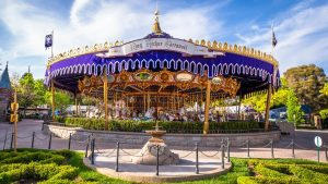 Attractions For Toddlers At The Disneyland Resort - King Arthur Carrousel